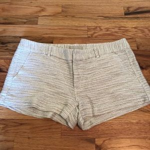 Banana Republic Shimmer Shorts